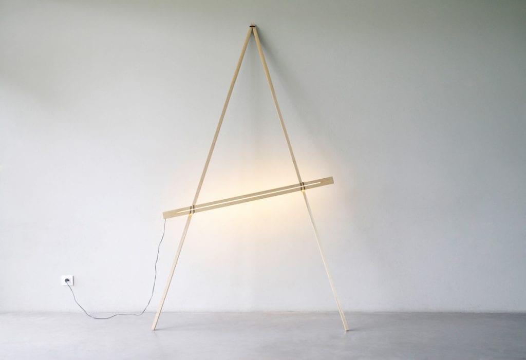 compass lamp