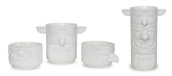 totem bowls