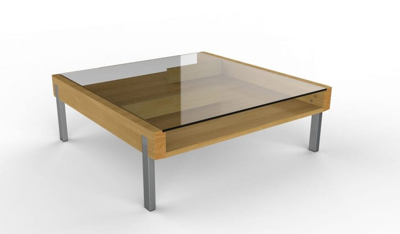 Acote coffee table by 608 Design