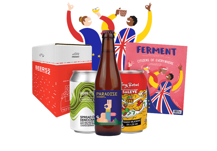 Beer52 Subscription Gift - Creative Gift Ideas For Men Who Have Everything