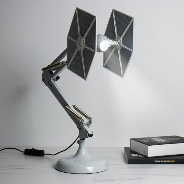 Star Wars TIE Fight Lamp Gift - Creative Gift Ideas For Men Who Have Everything