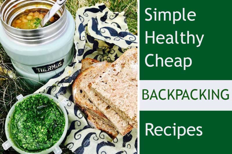 backpacking food recipes