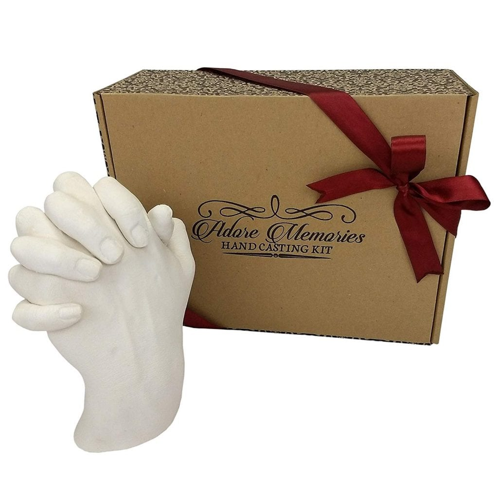 Hand Casting Kit - Exceptional Gift Ideas for Couples Who Have Everything