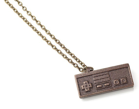 Controller Necklace by Ian Vandenberg