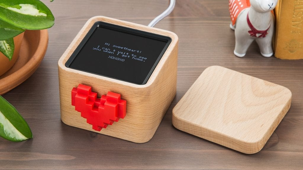 Spinning Love Box - Exceptional Gift Ideas for Couples Who Have Everything