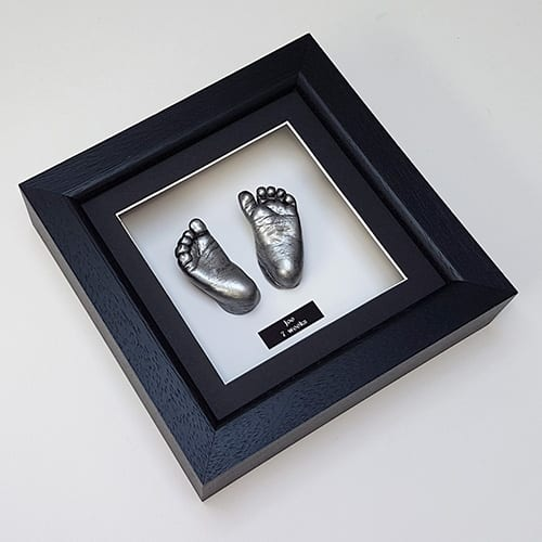 Hands & Feet Casting Kit - Genius Ideas for First Birthday Presents