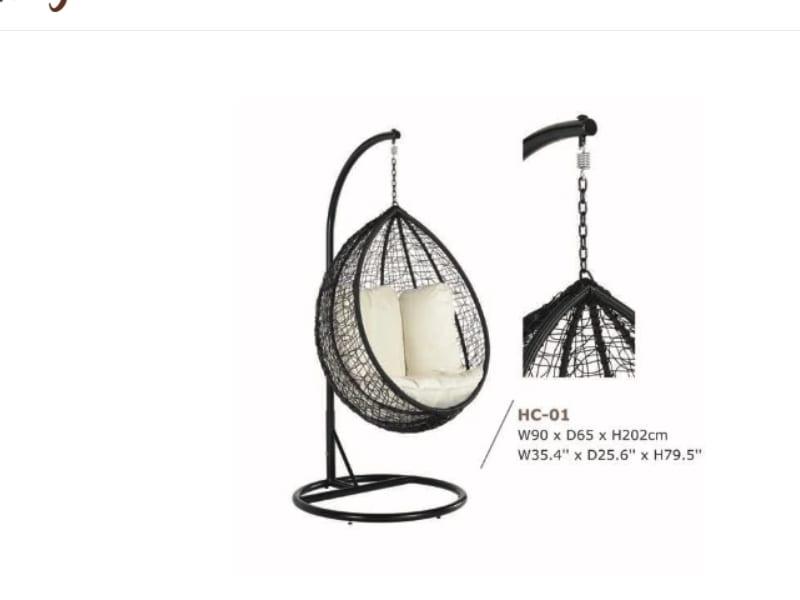 IL Giardino Rimini - Hanging Chair