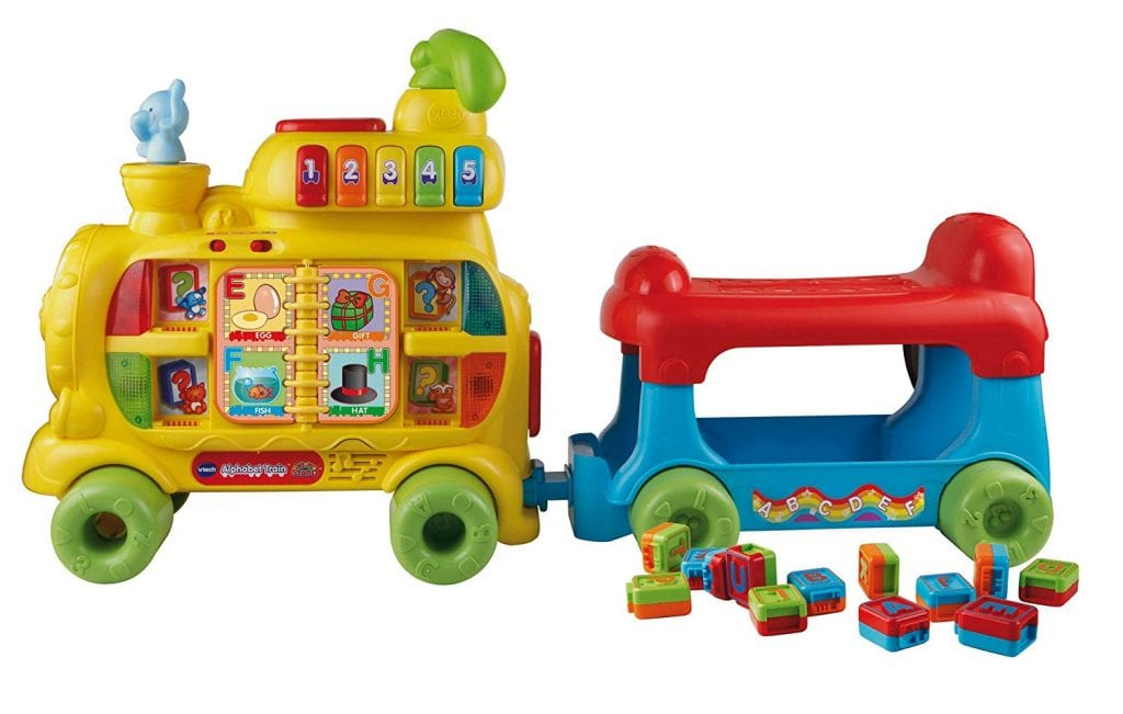 Vtech Sit to Stand Ultimate Alphabet Train Parts