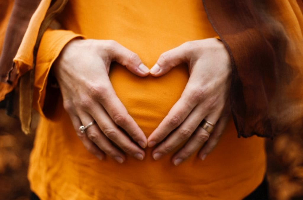 fetal development second trimester